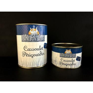Cassoulet Périgourdin au...