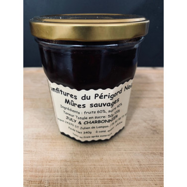 Confiture Mures sauvages