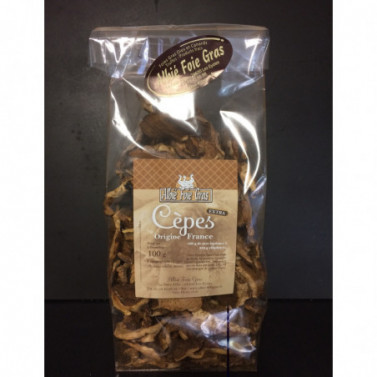 Cèpes Secs 100g Origine France
