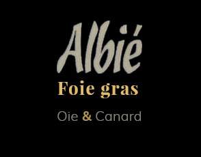 Albié - Foie gras (Oie & canard)